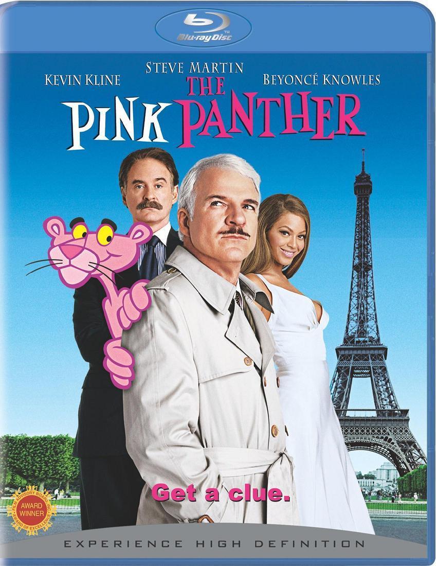 Розовая пантера. Обложка с сайта kinopoisk.ru