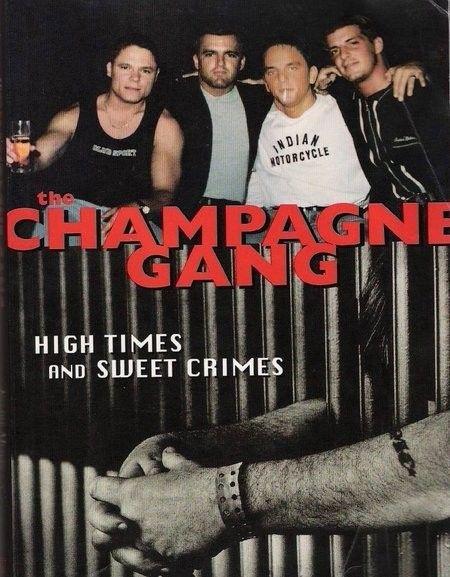 Банда Шампанского. Обложка с сайта radikal.ru
