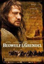 Беовульф и Грендель. Обложка с сайта amazon.com