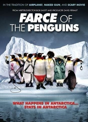 Фарс пингвинов. Обложка с сайта radikal.ru