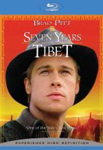 Семь лет в Тибете. Обложка с сайта blu-ray.com