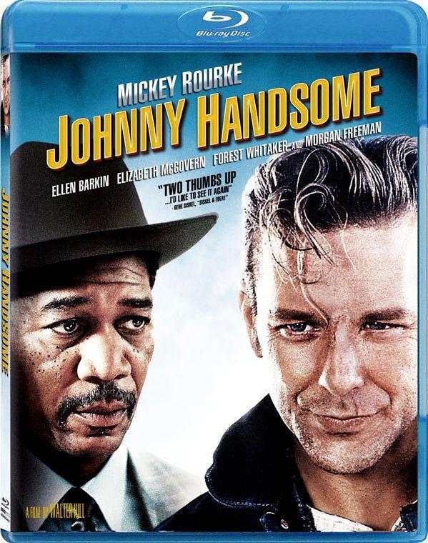Джонни - красавчик. Обложка с сайта blu-ray.com