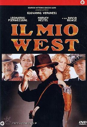 Мой Дикий Запад. Обложка с сайта antoniogenna.net