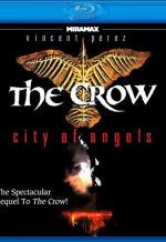 Ворон 2: Город ангелов. Обложка с сайта amazon.co.uk