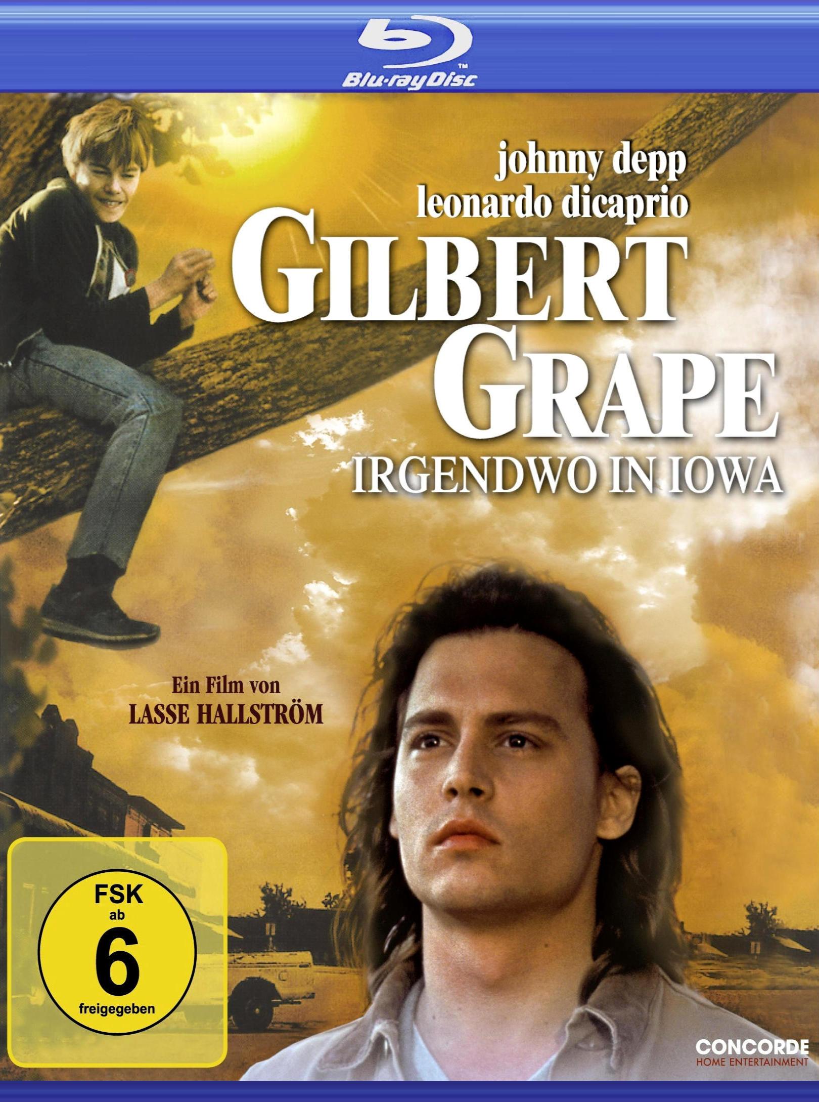 Что гложет Гилберта Грейпа?. Обложка с сайта amazon.co.uk