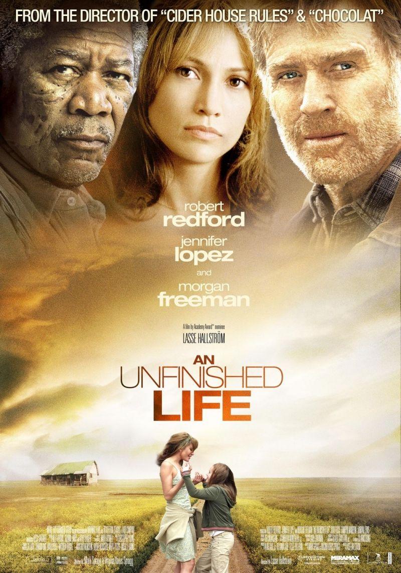 Незаконченная жизнь. Постер с сайта ipicture.ru