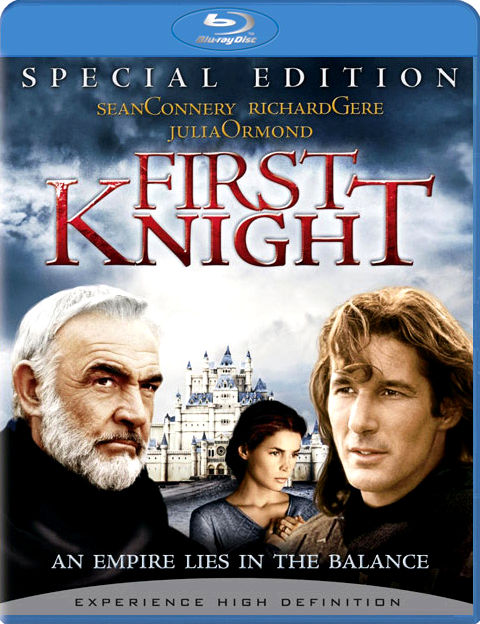 Первый рыцарь. Обложка с сайта imagepost.ru