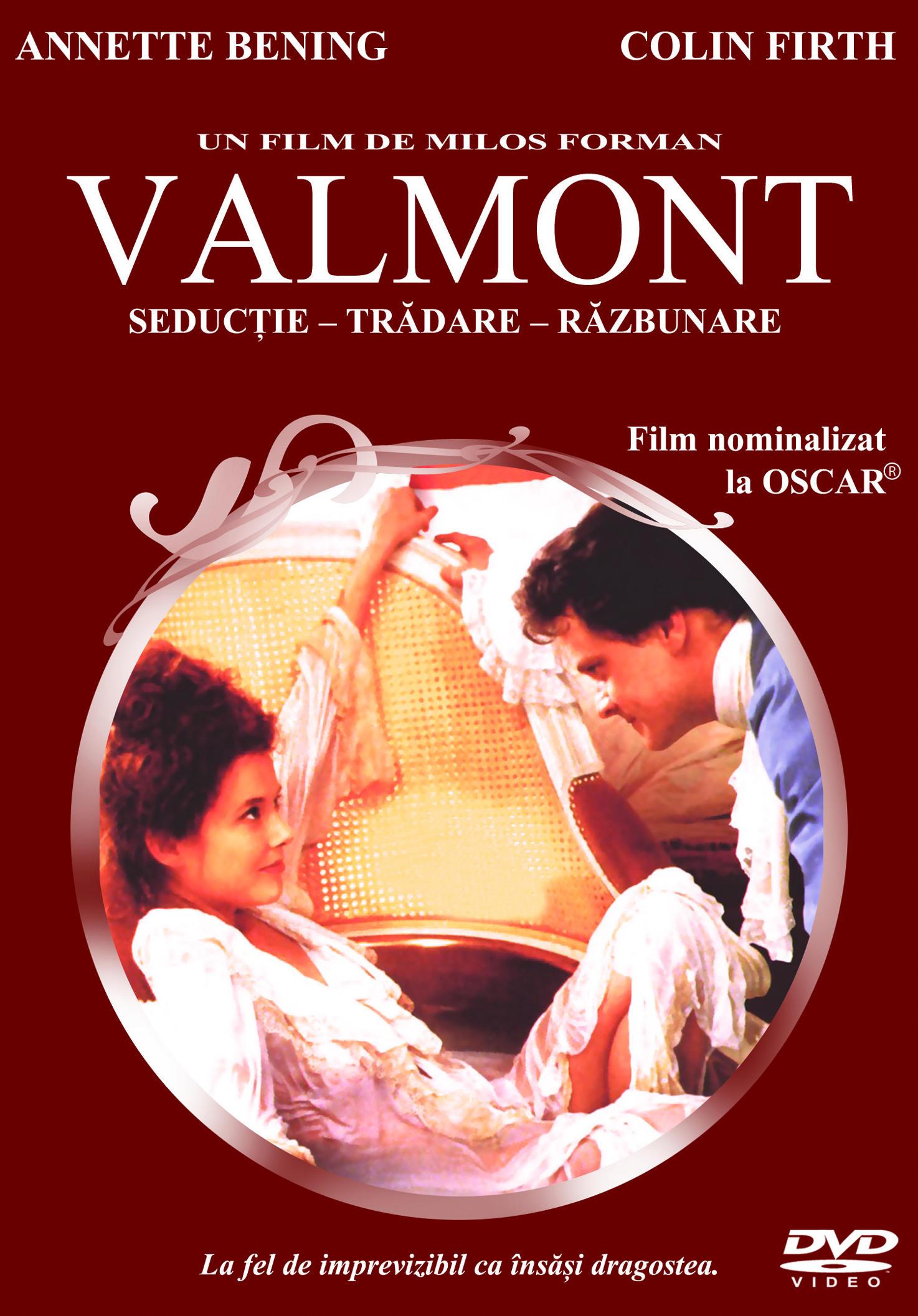 Вальмон. Обложка с сайта amazon.co.uk