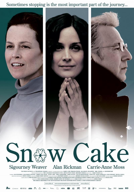 Снежный пирог. Постер с сайта imagepost.ru