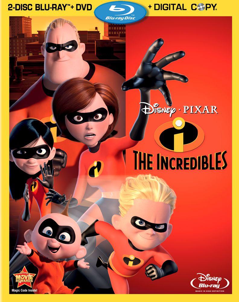 Суперсемейка. Обложка с сайта blu-ray.com