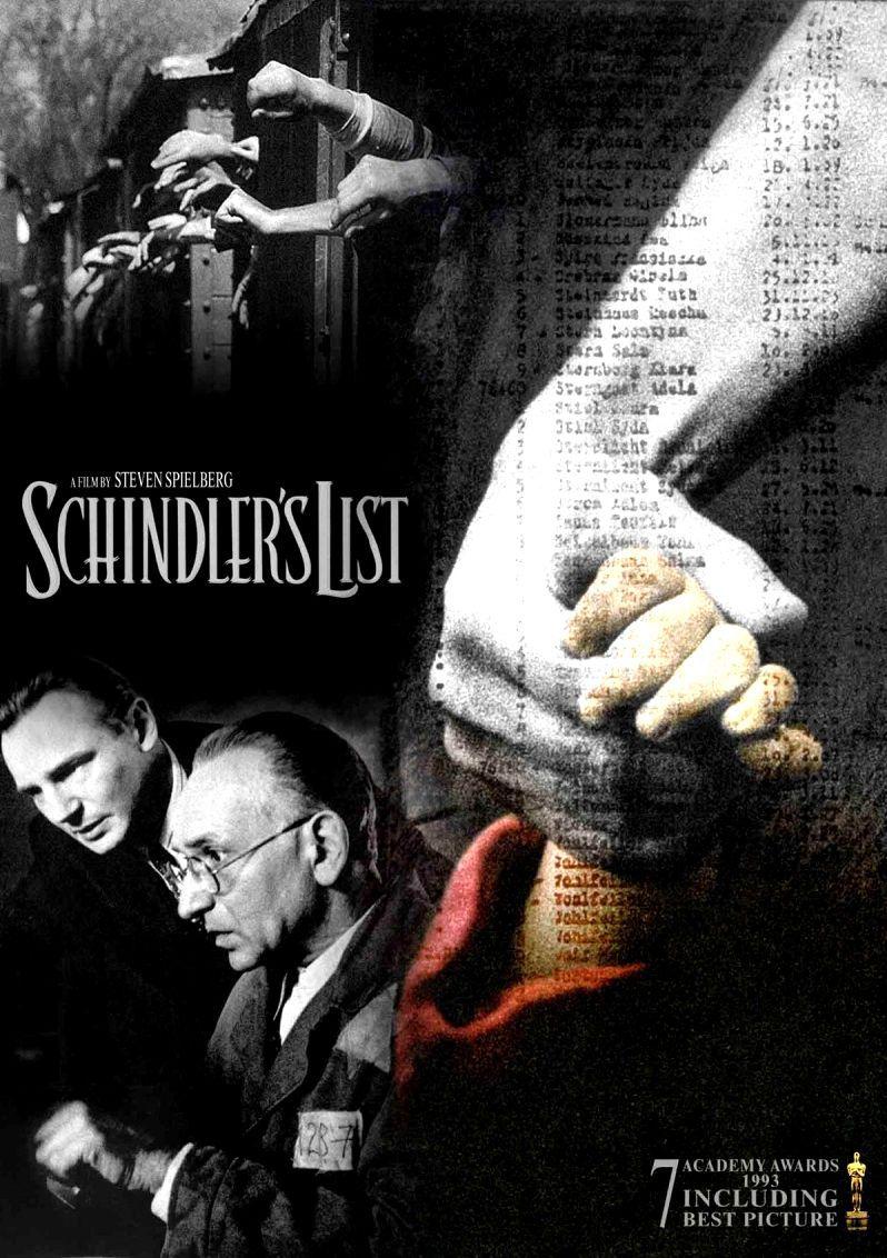 Список Шиндлера. Обложка с сайта amazon.de