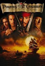 Пираты Карибского моря: Проклятие Черной жемчужины. Обложка с сайта blu-ray.com