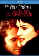 Осень в Нью-Йорке. Обложка с сайта kino-govno.com