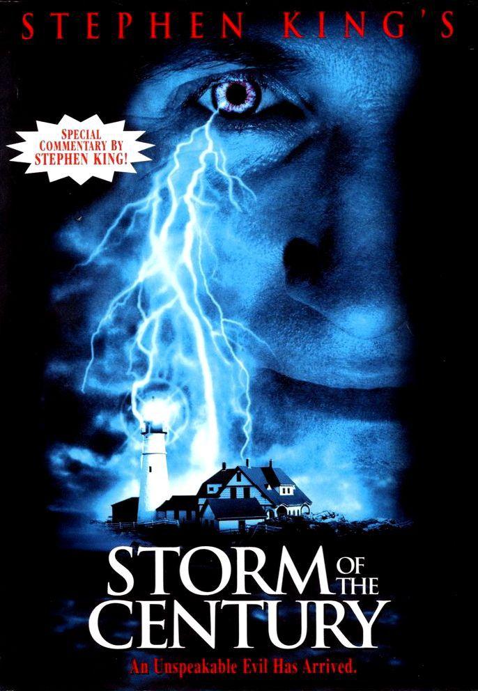 Буря столетия. Обложка с сайта amazon.de