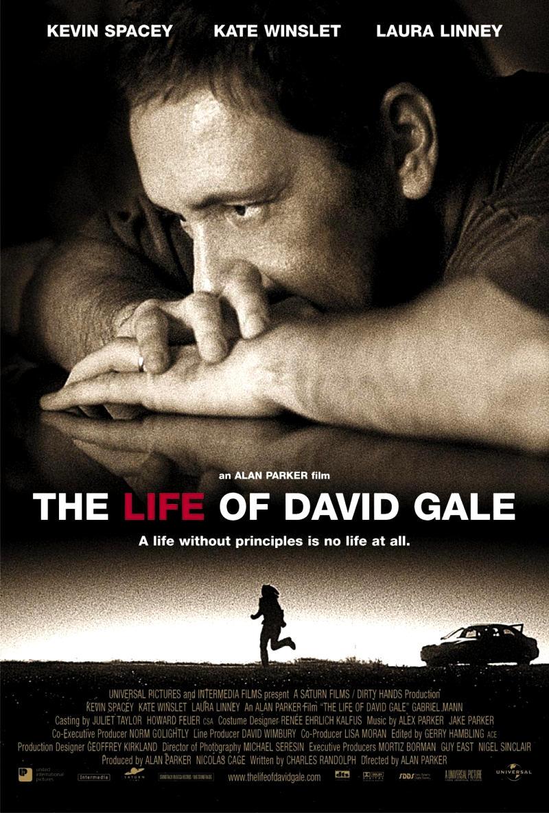 Жизнь Дэвида Гейла. Обложка с сайта radikal.ru