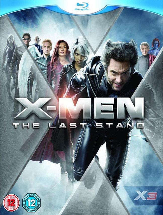 Люди Икс: Последняя битва. Обложка с сайта era-hd.ru