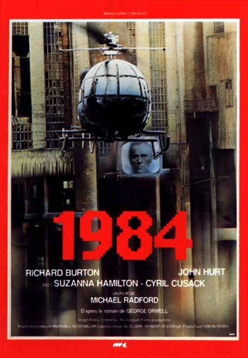 1984. Обложка с сайта imagepost.ru