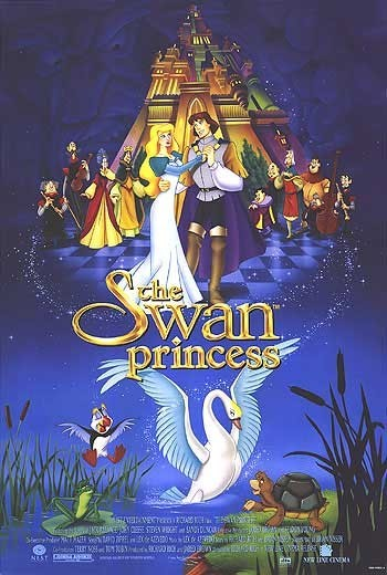 Принцесса Лебедь. Обложка с сайта imageshost.ru