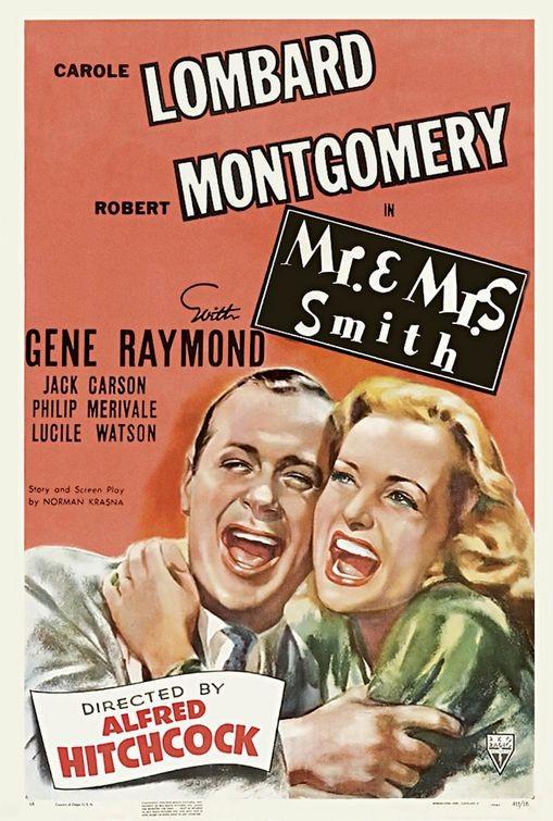 Мистер и миссис Смит. Обложка с сайта kino-govno.com