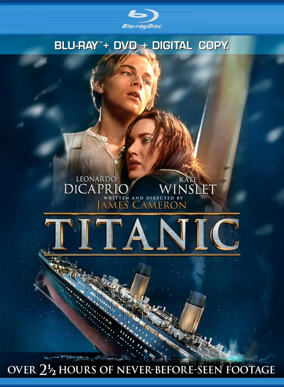 Титаник. Обложка с сайта amazon.com