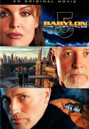 Вавилон 5: Затерянные сказания - Голоса во тьме. Обложка с сайта imageshost.ru