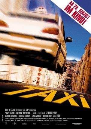 Такси. Обложка с сайта amazon.com