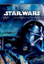 Звездные войны: Эпизод 4 - Новая надежда. Обложка с сайта amazon.de
