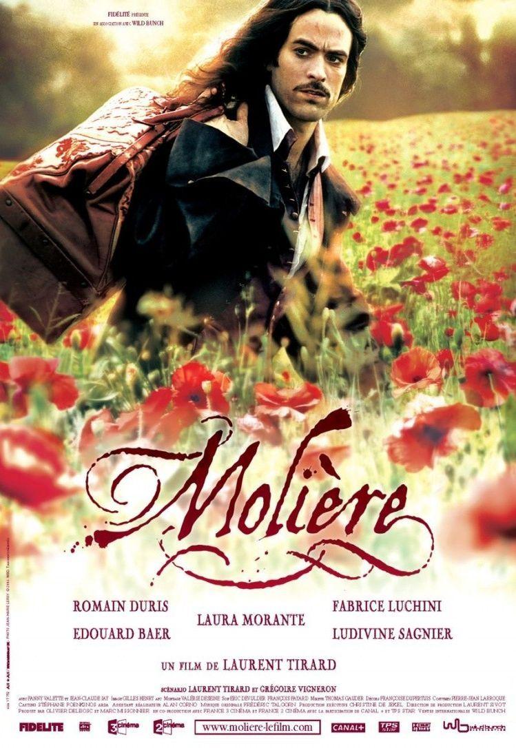 Мольер. Обложка с сайта amazon.com