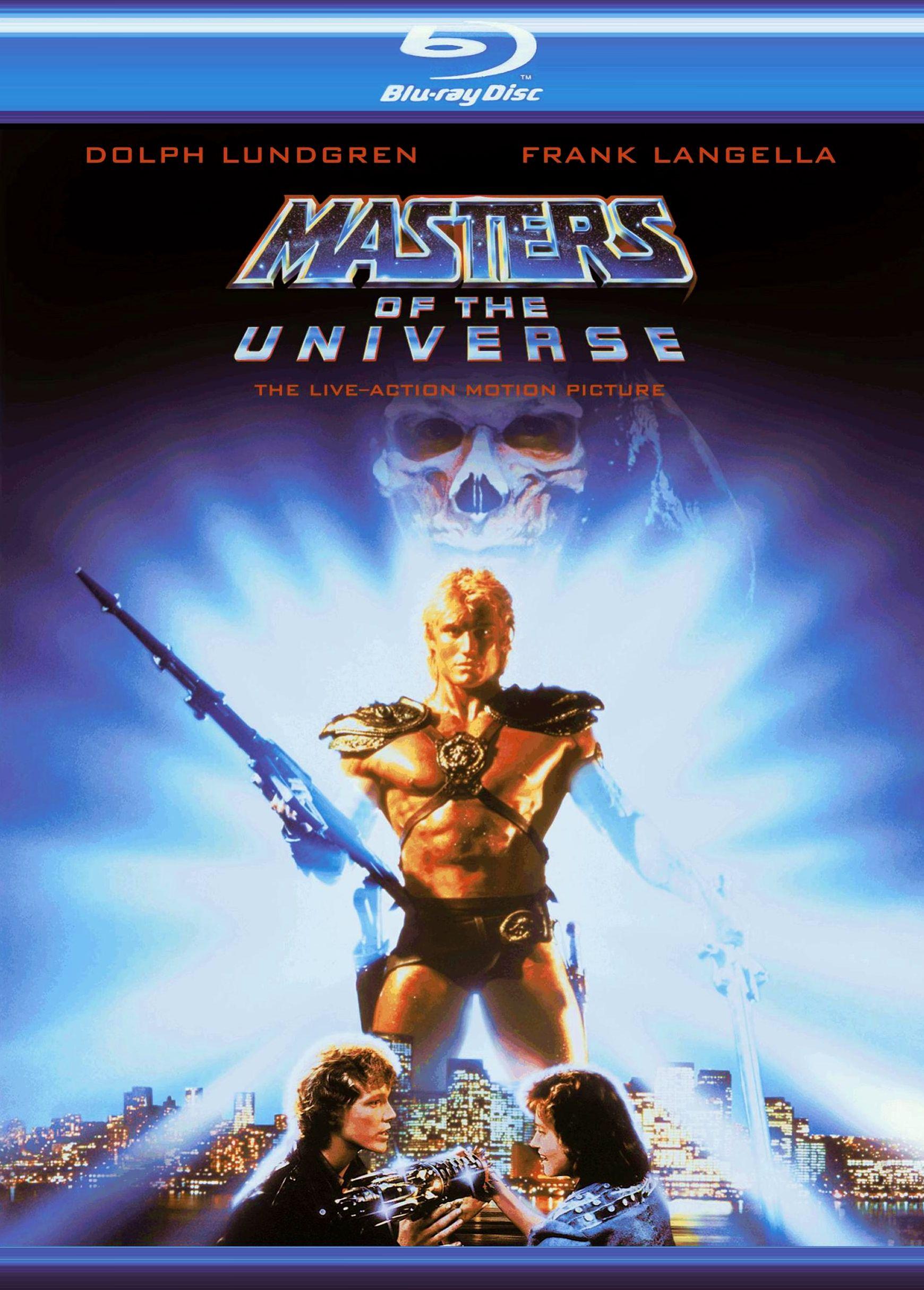 Повелители вселенной. Обложка с сайта amazon.com