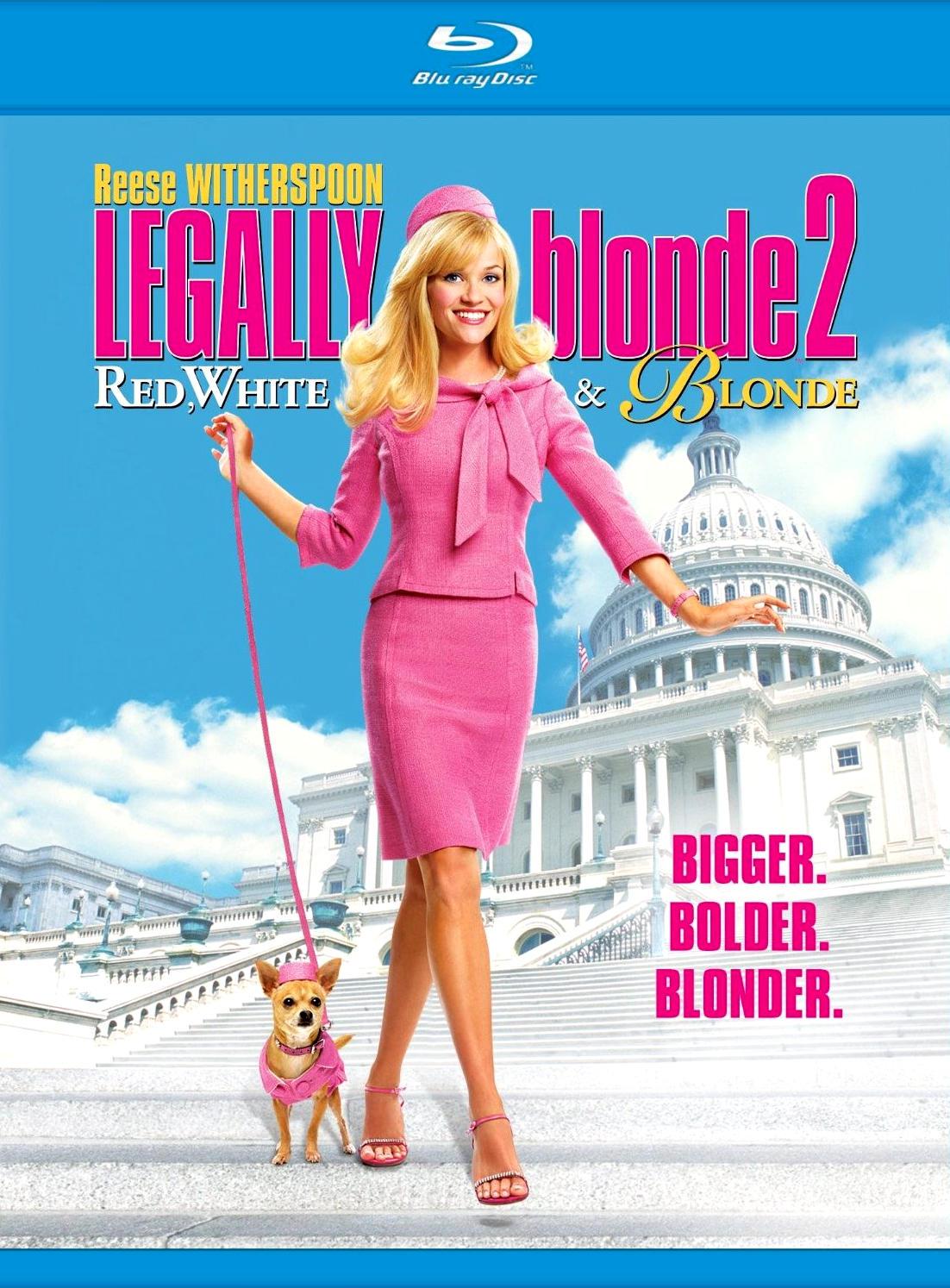 Блондинка в законе 2. Постер с сайта kinopoisk.ru