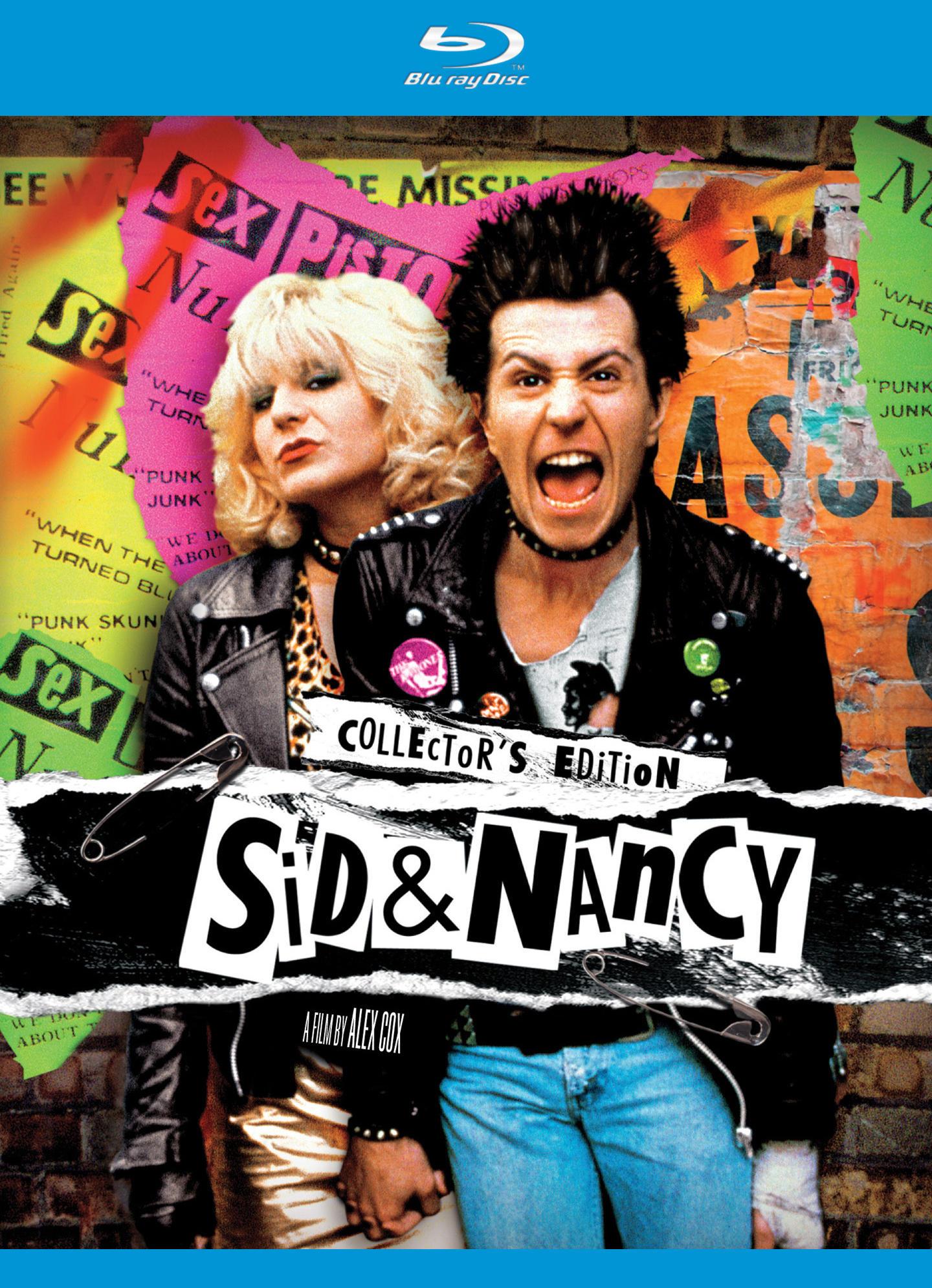 Сид и Нэнси. Обложка с сайта kinopoisk.ru