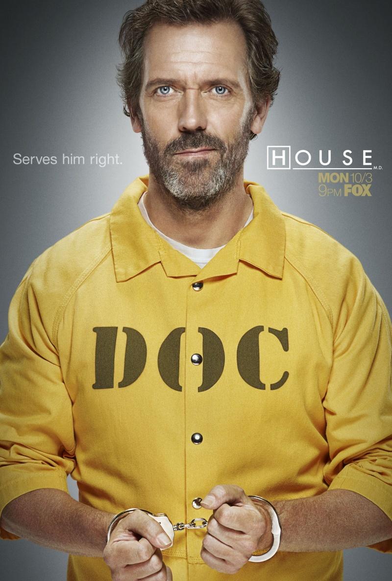 Доктор Хаус. Обложка с сайта radikal.ru