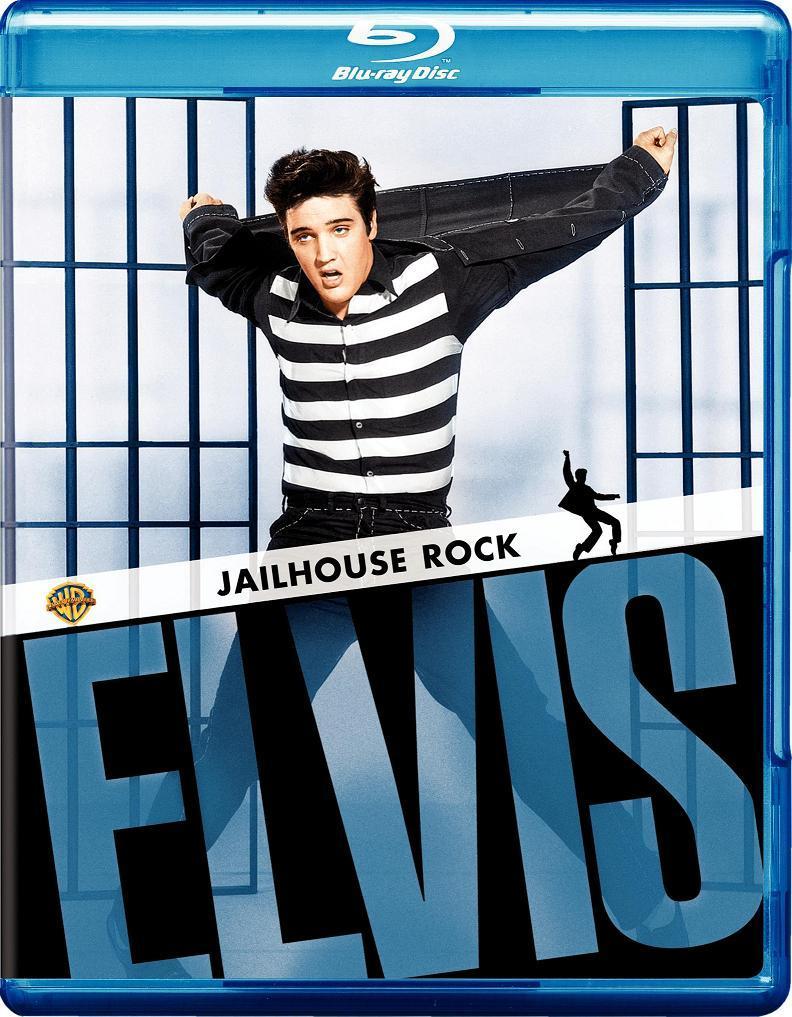 Элвис Пресли: Тюремный рок. Обложка с сайта era-hd.ru