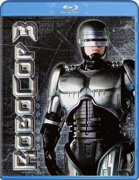 Робот-полицейский 3. Обложка с сайта kinopoisk.ru