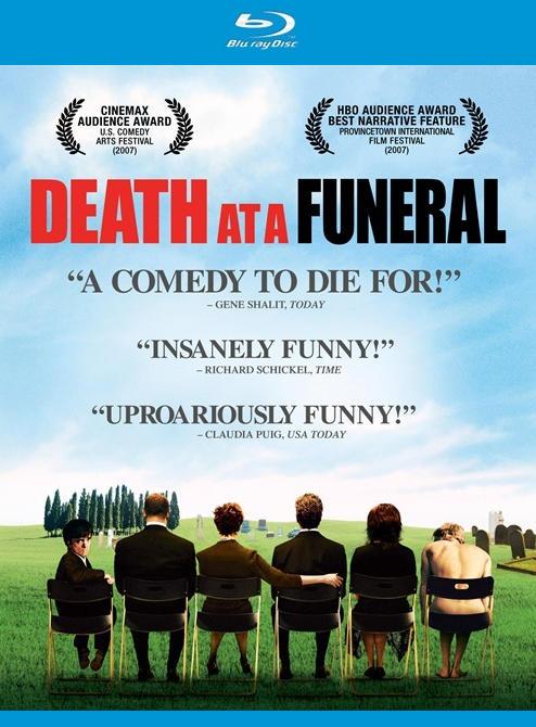 Смерть на похоронах. Обложка с сайта kinopoisk.ru