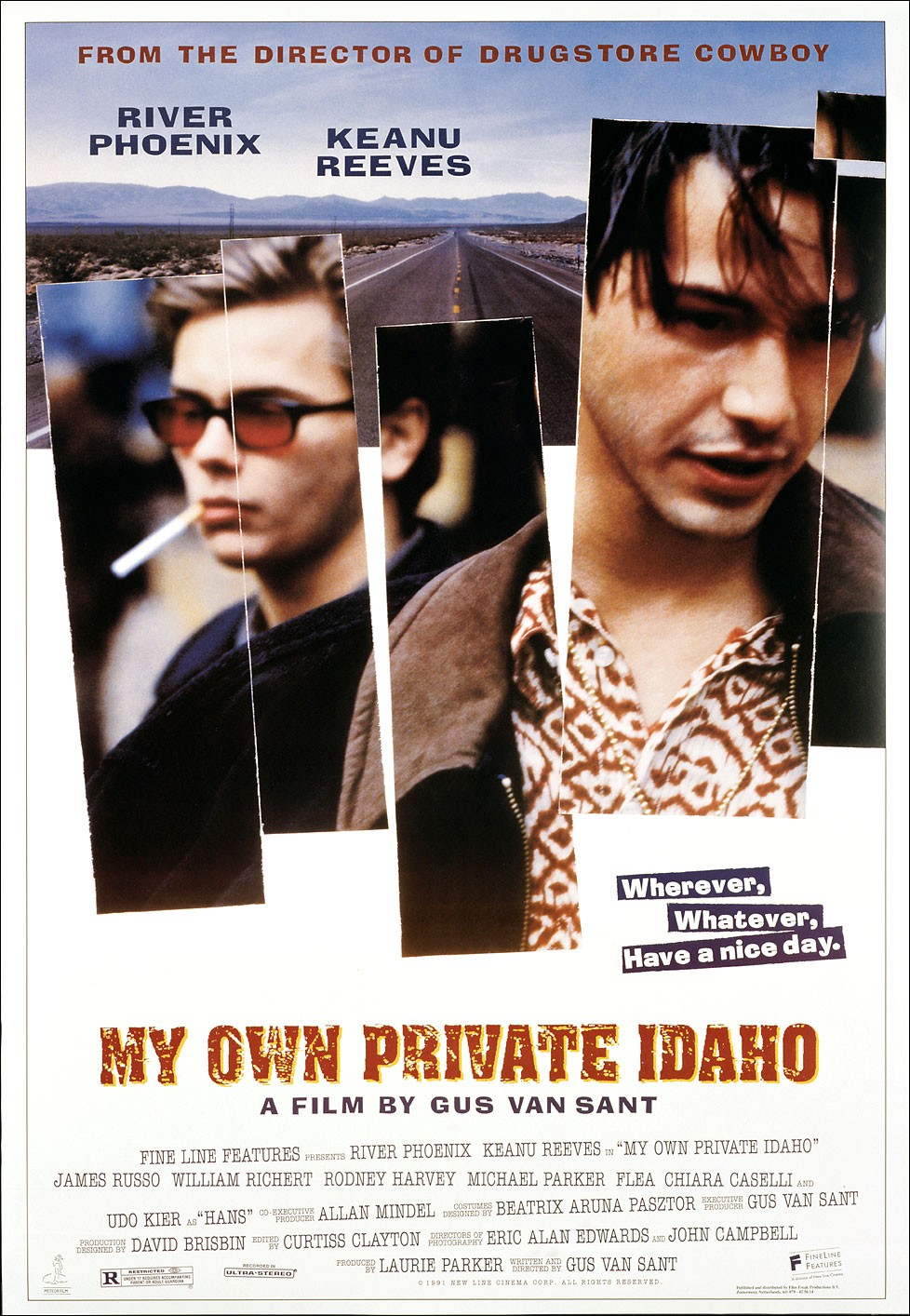 Мой личный штат Айдахо. Обложка с сайта ipicture.ru