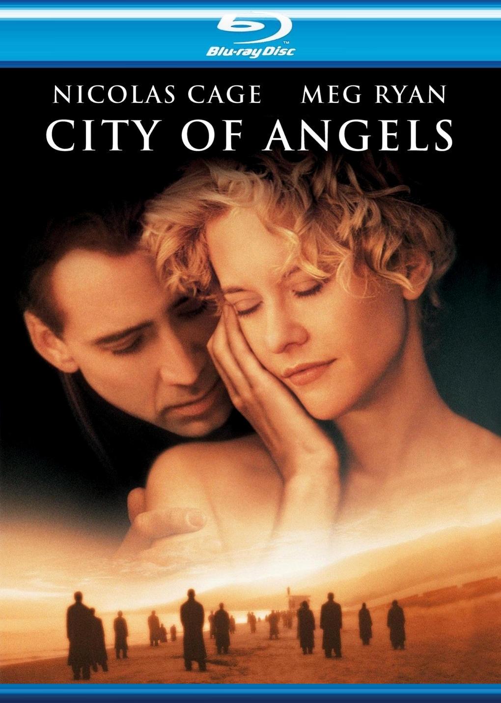 Город ангелов. Обложка с сайта amazon.com