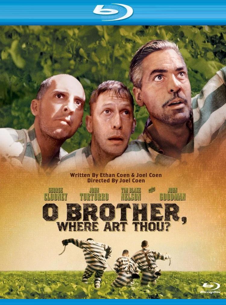 О, где же ты, брат?. Обложка с сайта amazon.com