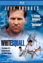 Белый шквал. Обложка с сайта amazon.com