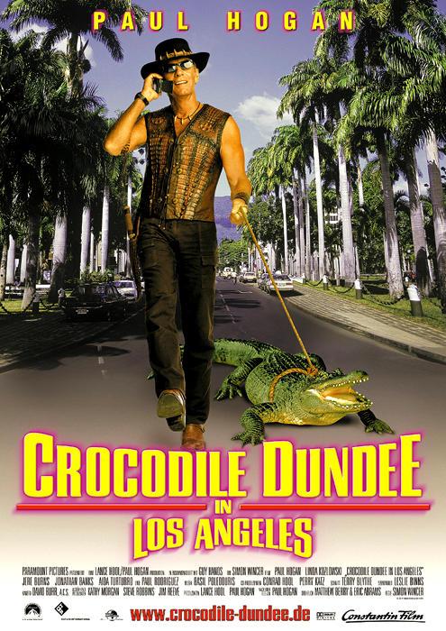 Крокодил Данди в Лос-Анжелесе. Обложка с сайта keep4u.ru