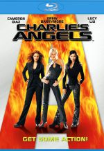 Ангелы Чарли. Обложка с сайта blu-ray.com
