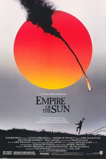 Империя солнца. Обложка с сайта amazon.com