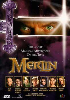 Великий Мерлин. Обложка с сайта amazon.com