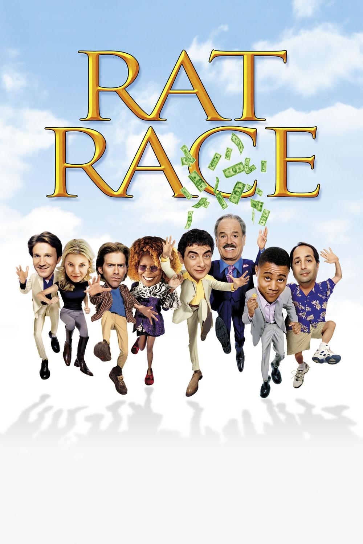 Крысиные бега. Обложка с сайта kinopoisk.ru