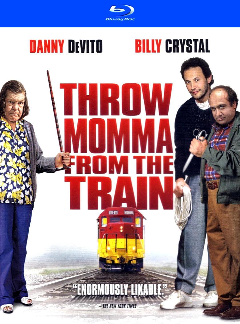 Сбрось маму с поезда. Обложка с сайта kinopoisk.ru