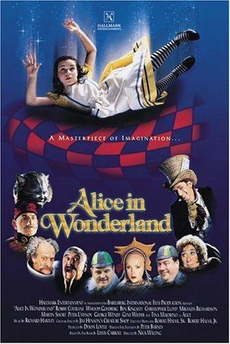 Алиса в стране чудес. Обложка с сайта kinopoisk.ru