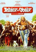 Астерикс и Обеликс против Цезаря. Постер с сайта kinopoisk.ru