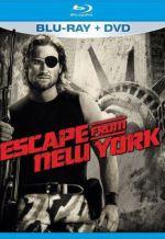 Побег из Нью-Йорка. Обложка с сайта blu-ray.com