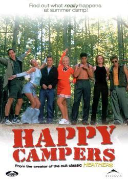 Счастливый лагерь. Обложка с сайта ricottapark.com