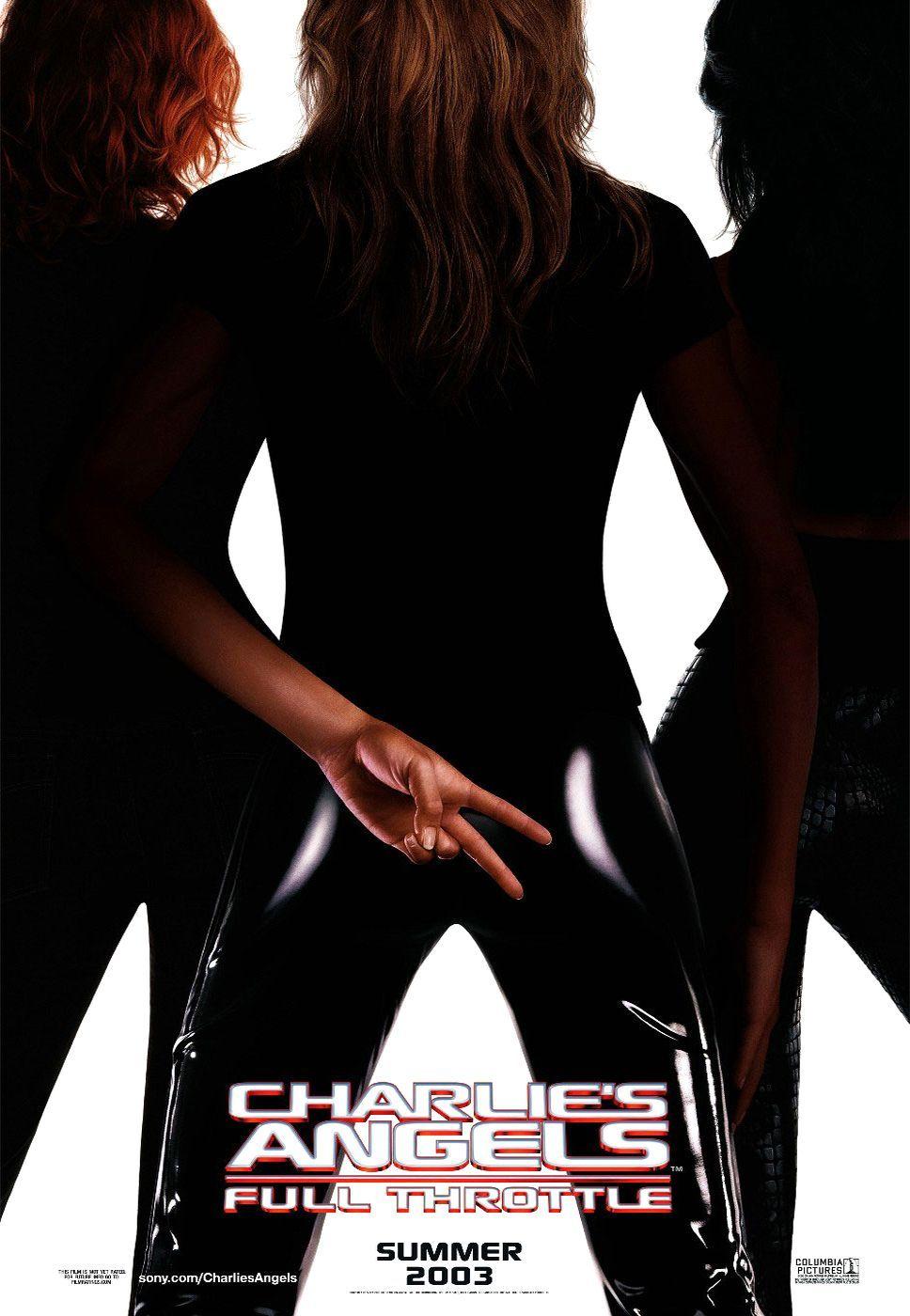 Ангелы Чарли 2: Только вперед. Обложка с сайта kinopoisk.ru